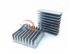 南山铝型材散热片