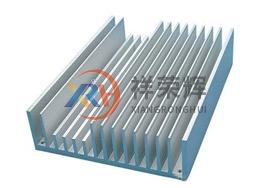 揭阳散热器铝型材